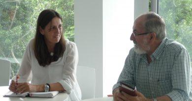 Tertulia con María Fernández Lemos, Conselleira de Mobilidade e Urbanismo.