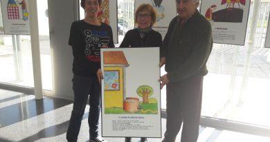 Integración do colectivo Lapis Verdes na Asociación socio-cultural Muíño do Vento
