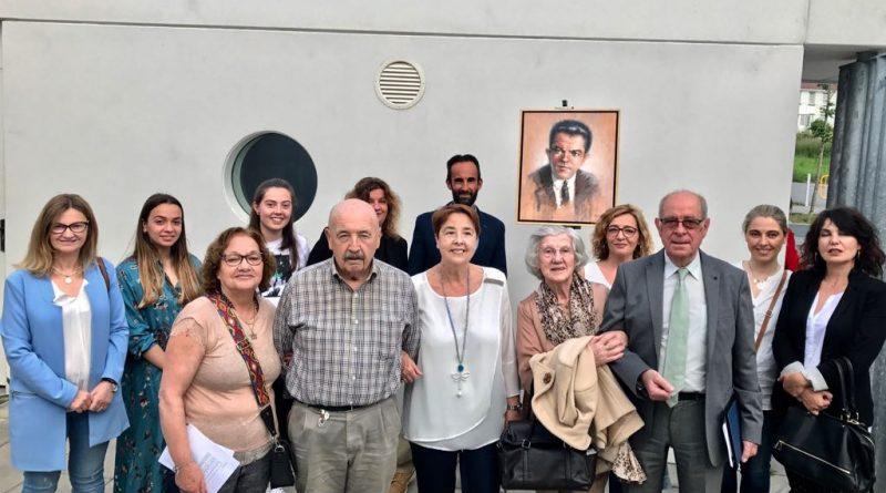 Homenaxe a Pedro Guimarey Filgueiras