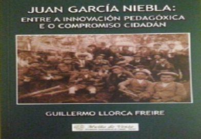 Presentación do libro «Juan García Niebla: Entre a innovación pedagóxica e o compromiso cidadán»