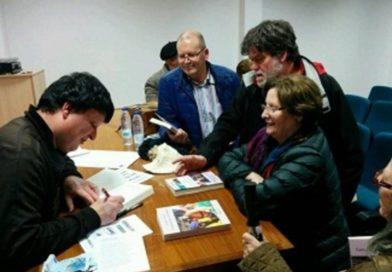 Presentación do libro «Contos do mar de Irlanda» de Xurxo Souto