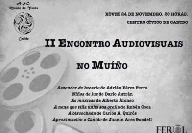 II Encontro Audiovisuais no Muíño (2016)