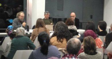 Presentación do libro de Antón Cortizas «Non trabes na ligua»
