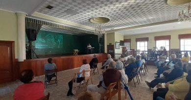 Presentación do libro «A Ribeira das nosas vidas» de César Pita Carretero
